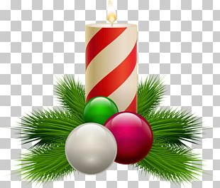 Christmas Ornament Candle David Richmond PNG