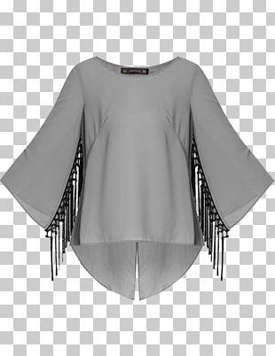 Sleeve Shirt Dress Blouse Outerwear PNG