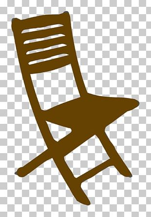 Table Garden Furniture Deckchair PNG