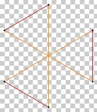 Triangle Point Symmetry PNG
