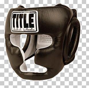 Boxing & Martial Arts Headgear Face Training Combat Helmet PNG