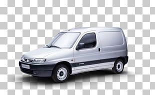 Compact Van Citroën Car Citroen Berlingo Multispace PNG