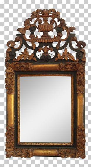 Mirror Frames Antique PNG
