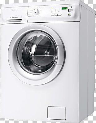 Washing Machine Electrolux Laundry PNG