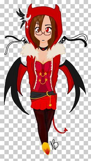 Illustration Legendary Creature Human Hair Color Costume PNG