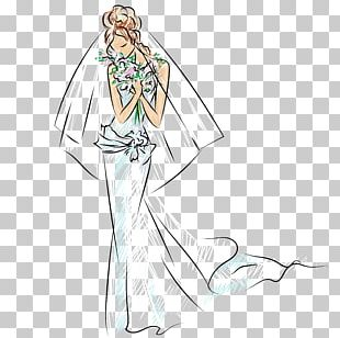 Bride Wedding Sequence Container PNG