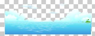 Fresh Ocean Background PNG