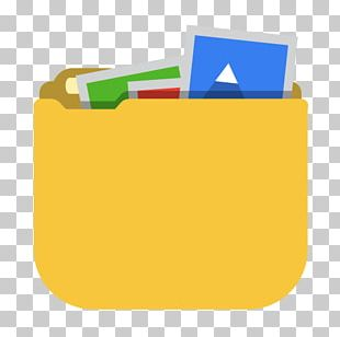 Brand Material Yellow PNG