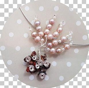 Pink M Body Jewellery Bead RTV Pink PNG