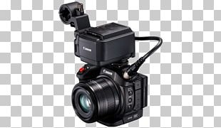 Canon XC15 Camcorder 4K Resolution Professional Video Camera PNG
