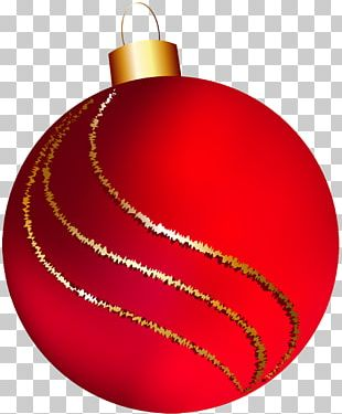 Christmas Ornament Christmas Decoration Gold PNG