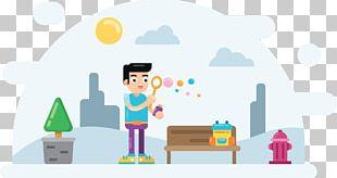 Soap Bubble Illustration PNG