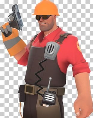 Team Fortress 2 Engineer Wiki PNG