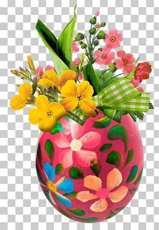Easter Bunny Easter Egg Easter Basket PNG