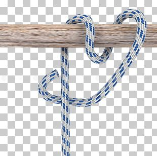 Rope Knot Half Hitch Round Turn And Two Half-hitches PNG