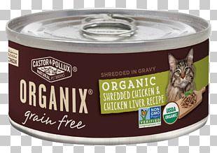 Cat Food Organic Food Pâté Liver PNG