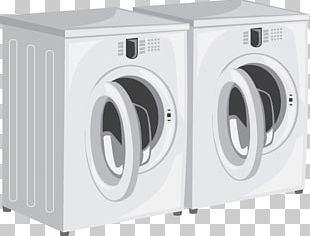 Laundry Room Washing Machine PNG