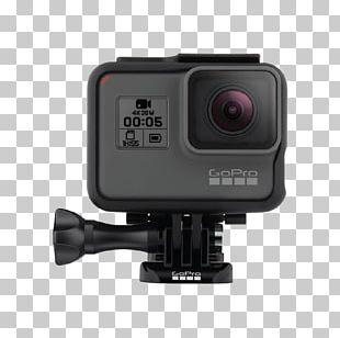 GoPro HERO5 Black GoPro HERO6 Black Action Camera 4K Resolution PNG