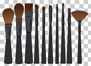 Makeup Brush Cosmetics Bristle PNG