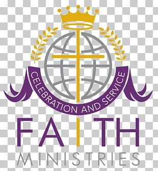 Faith Ministries Church Child Family Logo Woman PNG