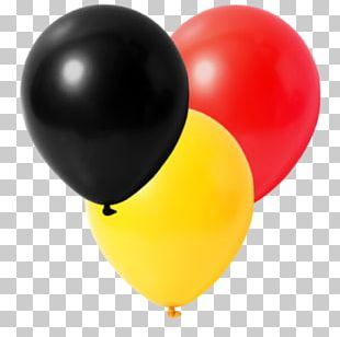 Germany Toy Balloon 2018 FIFA World Cup Yellow PNG