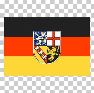 Flag Of Saarland Flag Of Saarland States Of Germany Fahne PNG