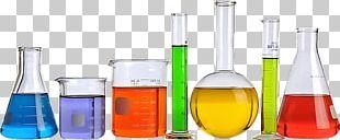 Laboratory Glassware Chemistry Laboratory Flasks PNG