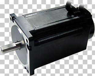 Servomotor Stepper Motor Brushless DC Electric Motor Direct Current Engine PNG