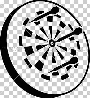 Darts Drawing Line Art PNG