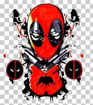Wolverine Deadpool Marvel Comics PNG