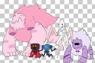 Gemstone Steven Universe Crystal Rose Quartz Diamond PNG