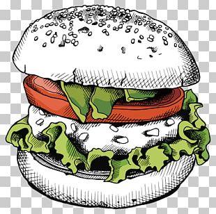 Hamburger French Fries Baozi Cheeseburger Pizza PNG
