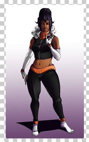 Character Female Costume Fiction Animated Cartoon PNG