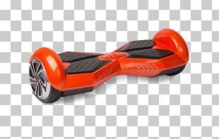 Self-balancing Scooter Electric Vehicle Car Segway PT PNG