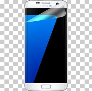 Samsung GALAXY S7 Edge Telephone Smartphone Subscriber Identity Module PNG