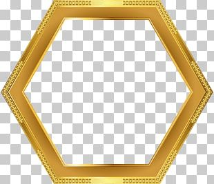 Square Angle Yellow Pattern PNG