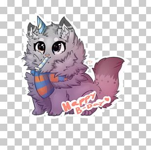 Whiskers Cat Dog Cartoon PNG