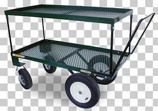 Cart Back Garden Yard Wagon PNG