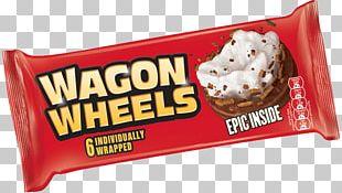 Chocolate Bar Wagon Wheels Frozen Dessert Flavor PNG