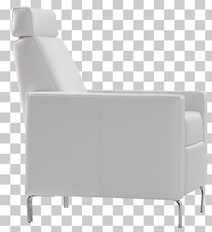 Club Chair Couch Chaise Longue Drawing Room Comfort PNG