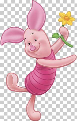 Piglet Eeyore Winnie The Pooh Tigger Christopher Robin PNG