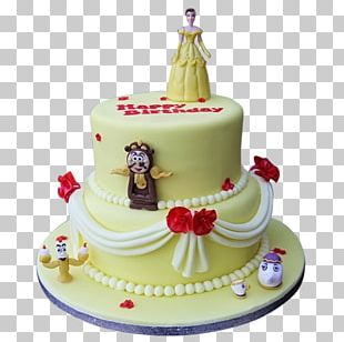Birthday Cake Frosting & Icing Wedding Cake Belle Cupcake PNG