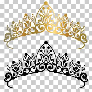Retro Crown PNG