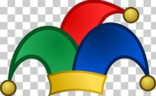 Jester Cap And Bells Hat PNG