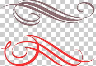 Line Curve PNG