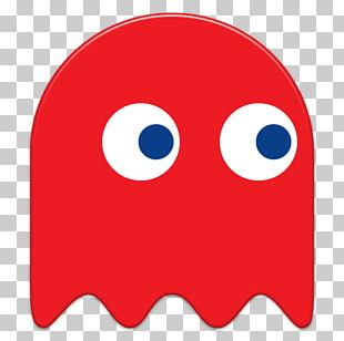 Pac-Man Party Worlds Biggest Pac-Man Ghosts PNG