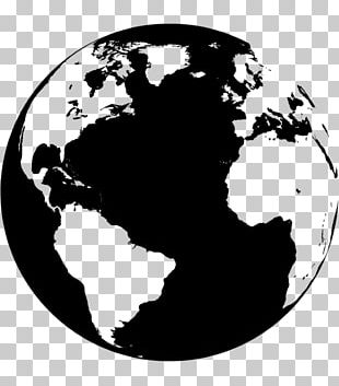 World Map Globe Map PNG