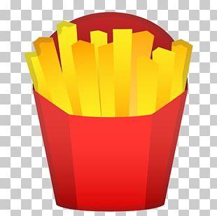 French Fries Hamburger Emojipedia Potato PNG