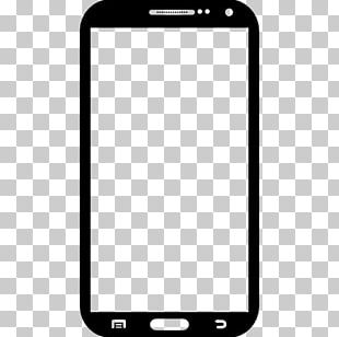 IPhone Samsung Galaxy Computer Icons Smartphone Telephone PNG