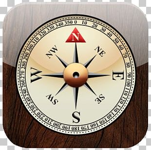 IPhone X Compass Computer Icons IOS 6 PNG
